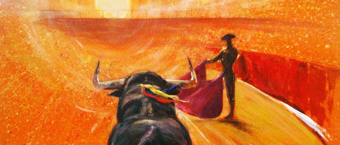 O que acontece com os touros que morrem durante as touradas?