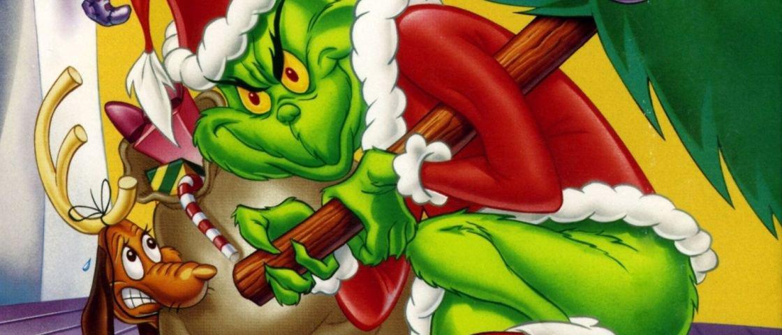 Grinch bêbado rouba decoração de Natal e depois deixa carta se desculpando