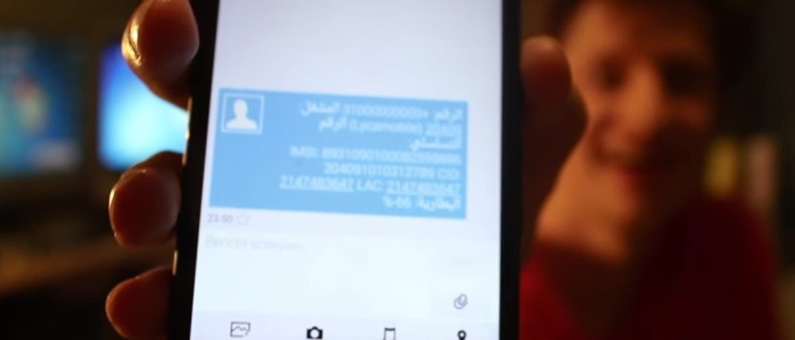 Rapaz deixa celular ser roubado de propósito para espionar a vida do ladrão