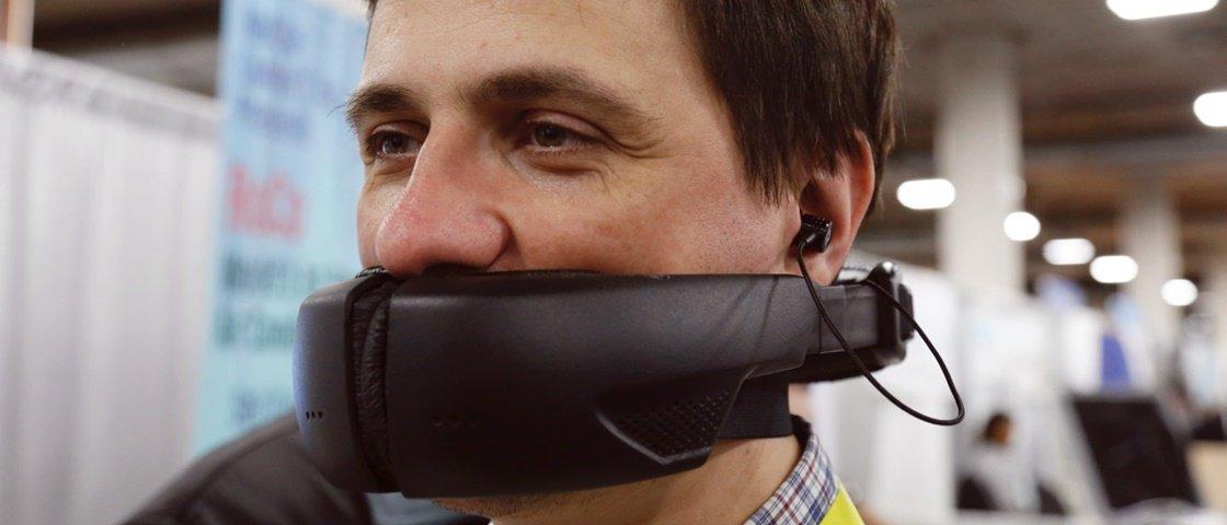 """""""Mordaça eletrônica"""" abafa conversas de quem fala alto ao telefone"""