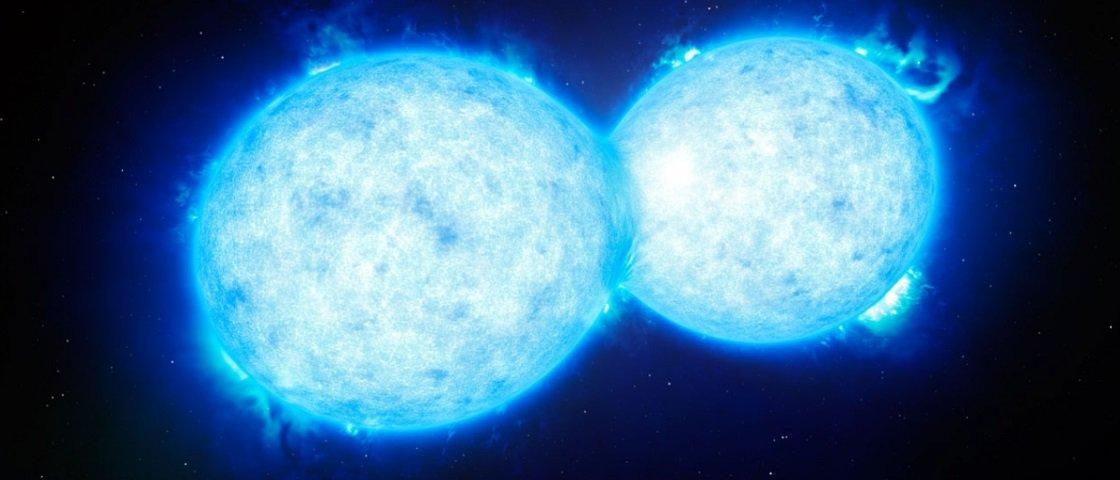 Evento celeste: colisão de estrelas poderá ser vista da Terra em 5 anos