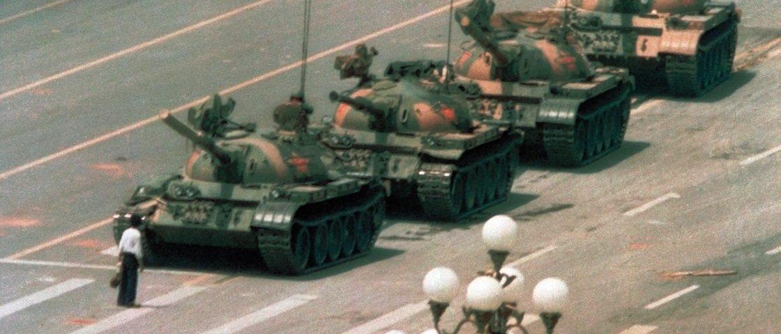 O Rebelde Desconhecido: você conhece a história desta arrepiante imagem?