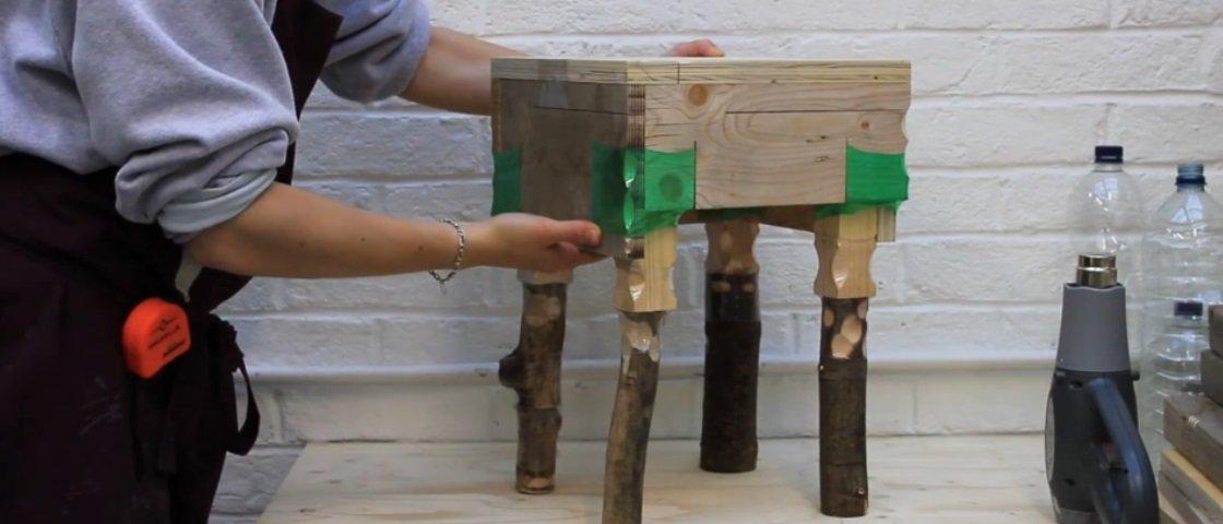 Genial! Designer encontra utilidade incrível para garrafas de plástico