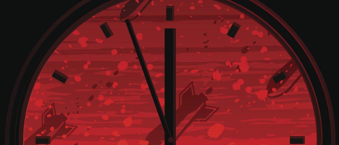 Relógio do Juízo Final avança e nos deixa mais próximos do 'fim do mundo'