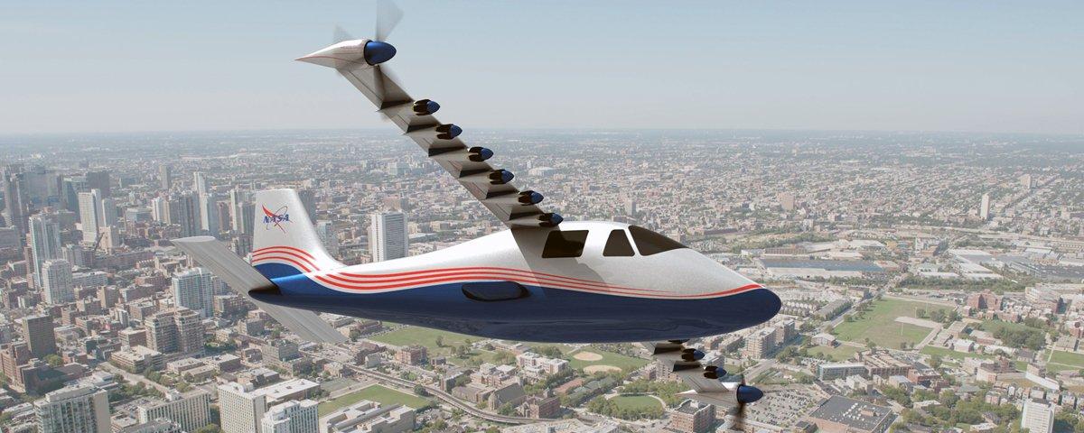 Uber contrata especialista da NASA para produzir carros voadores