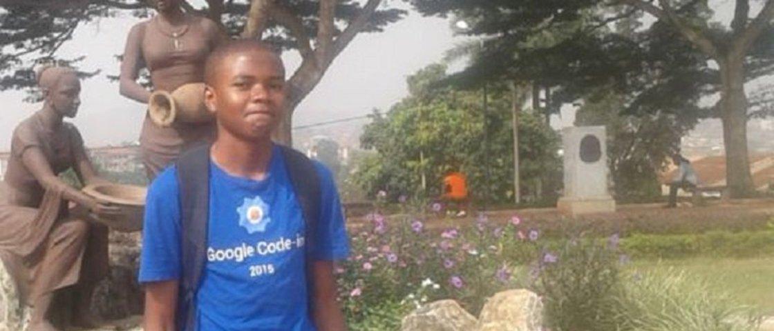 Vencedor do concurso de programação da Google não tem acesso à internet