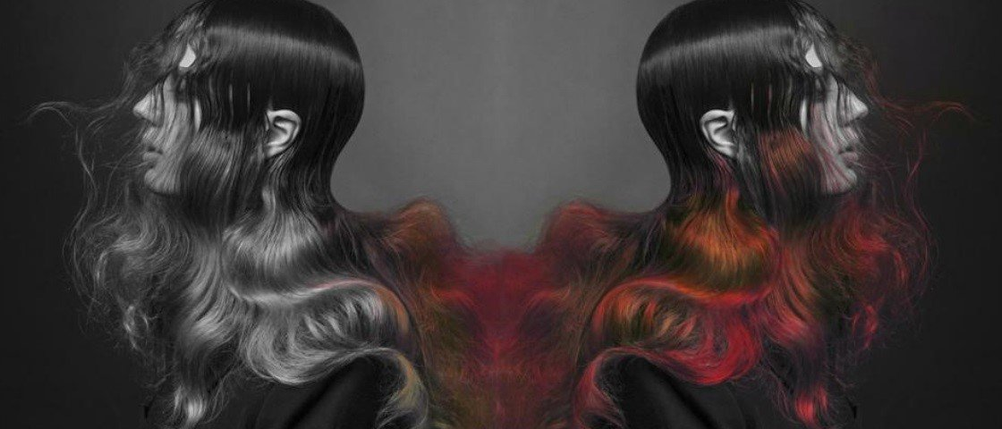 Novidade! Tintura de cabelo muda de cor de acordo com o ambiente