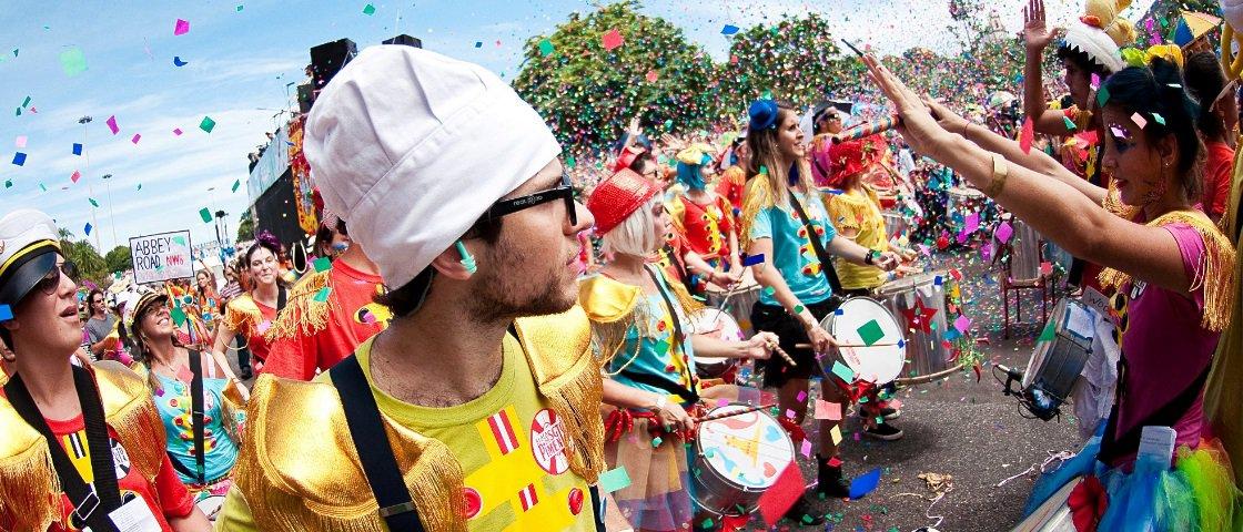 10 dicas para sobreviver ao Carnaval