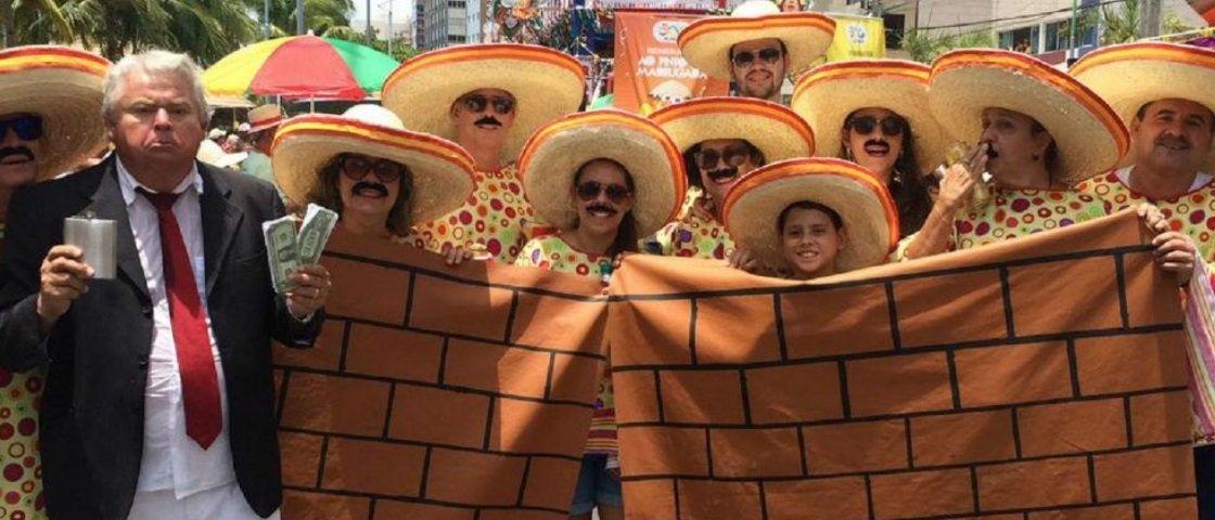 O melhor do Brasil é o brasileiro: veja 11 fantasias criativas de Carnaval