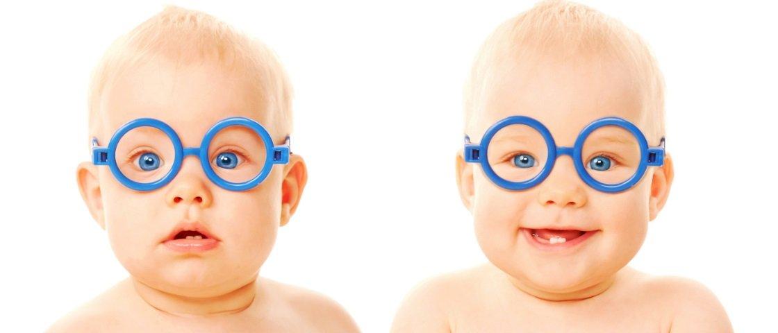 Do nascimento até 1 ano de vida: descubra como os bebês enxergam o mundo