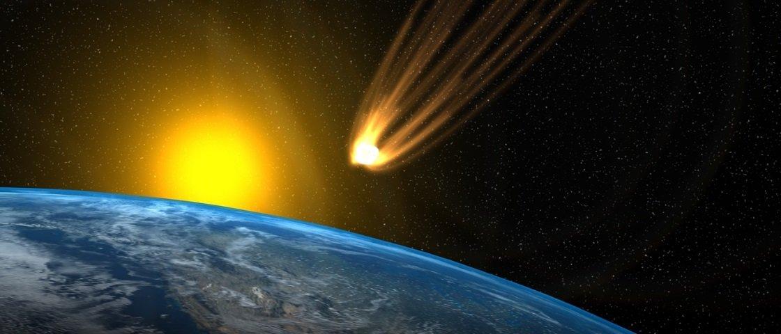Você sabe o que mataria mais humanos caso um asteroide atingisse a Terra?