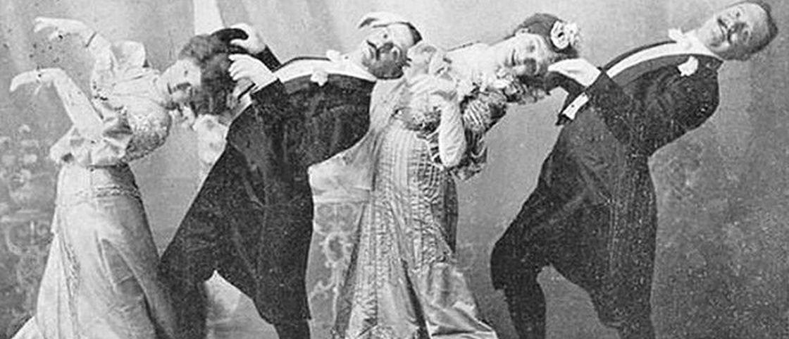 9 fotos engraçadonas dos anos 1800