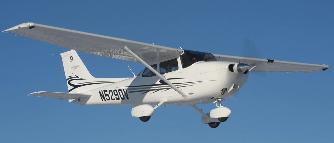 """Acidente com """"avião fantasma"""" no Canadá deixa autoridades perplexas"""