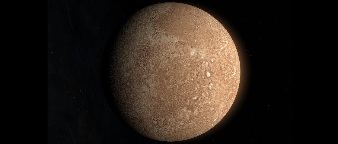 Como seria viver em Mercúrio?
