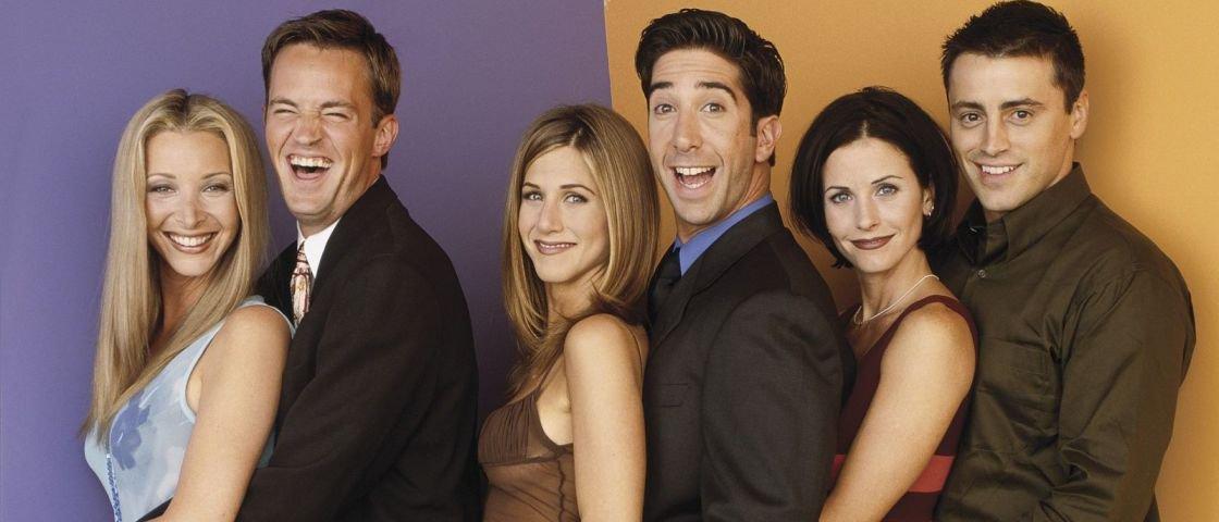 13 atores que por pouco não estrelaram 'Friends'