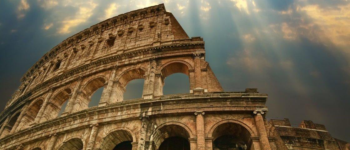 Você sabia que Roma nem sempre foi a capital do Império Romano?