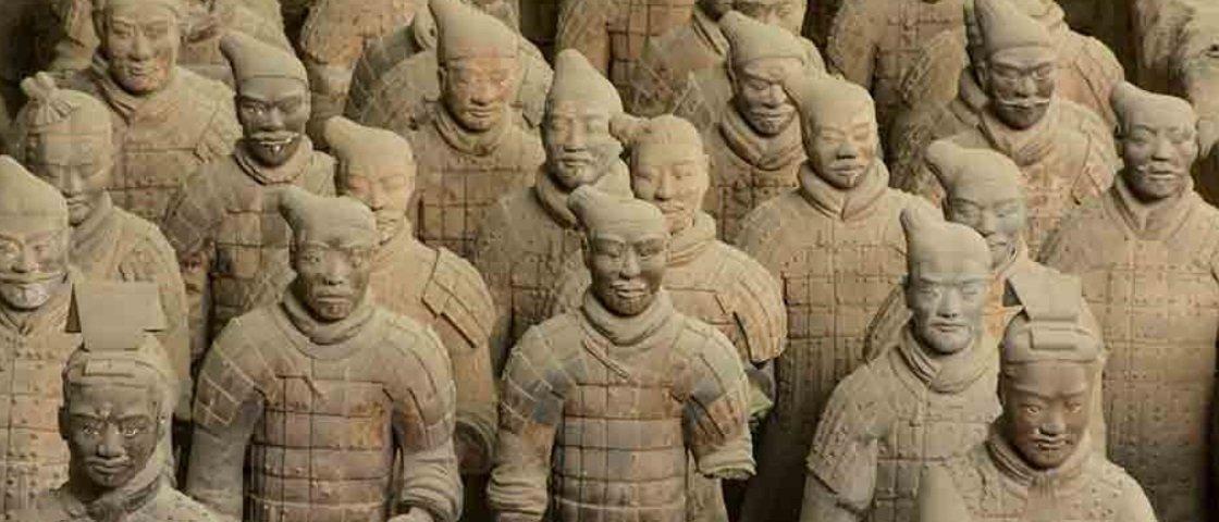Você sabe quem foi o primeiro imperador da China?