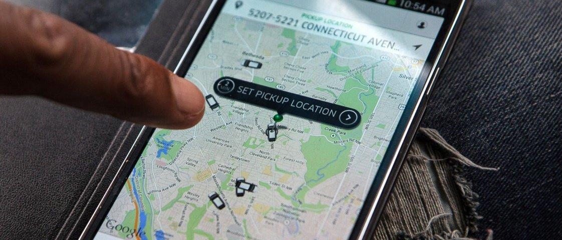 Contas brasileiras da Uber estão sendo usadas na Rússia
