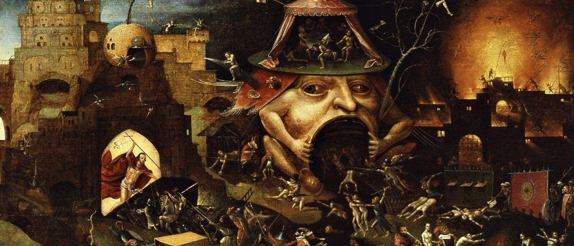 Sabia que um cara designou um demônio para cada pecado capital?