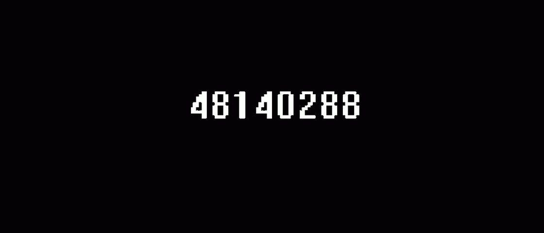 Maior GIF do mundo só vai terminar de rodar no ano 3017
