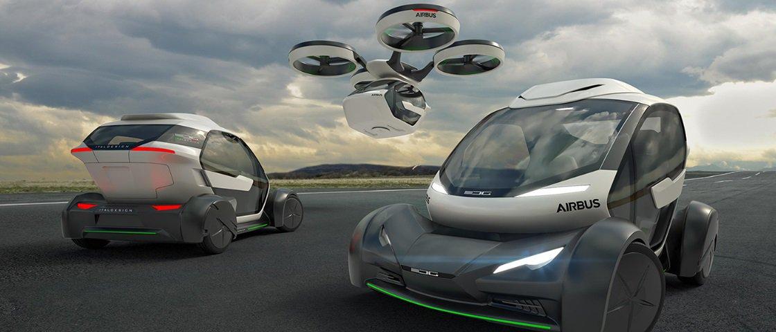 3 projetos que vão te dar uma ideia de como serão os veículos do futuro