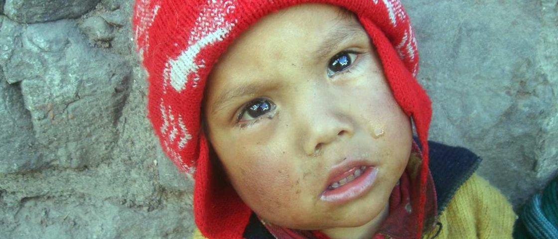 Império Inca: crianças eram afundadas em rio gelado para pararem de chorar