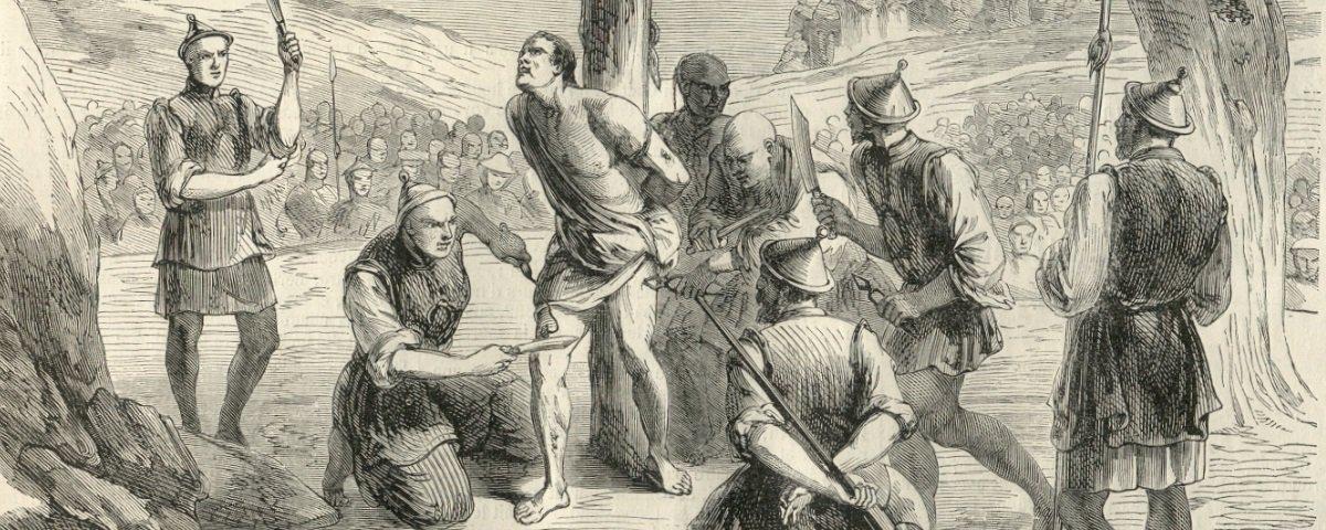 Lingchi: um dos métodos de execução mais sinistros já criados pelo homem