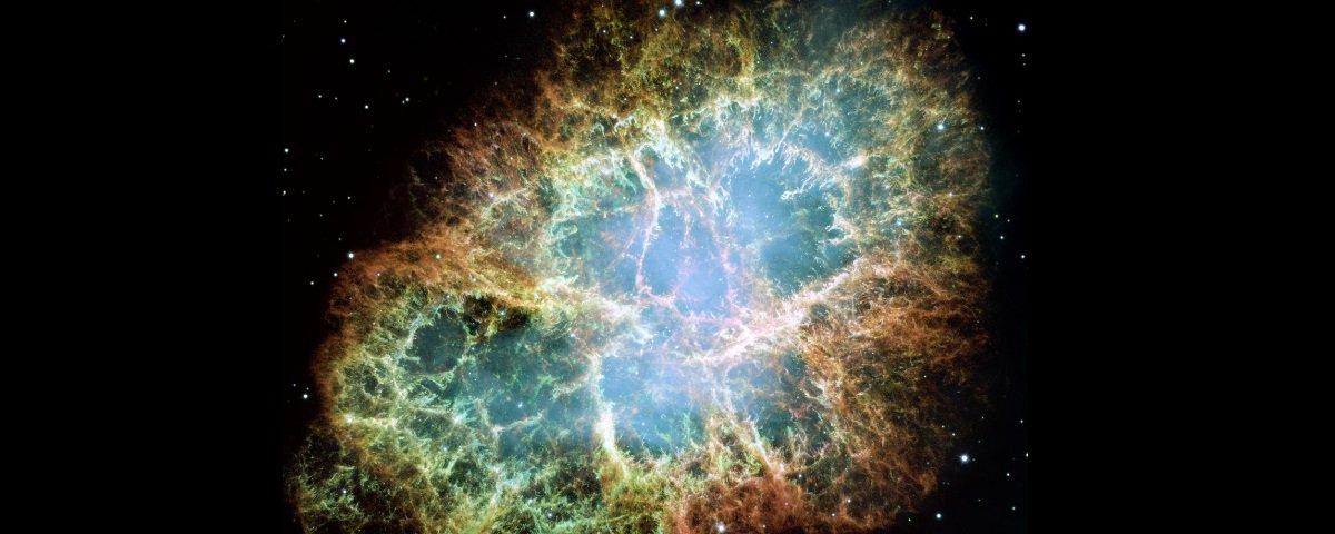 Imagem animada mostra a Nebulosa do Caranguejo como você nunca viu