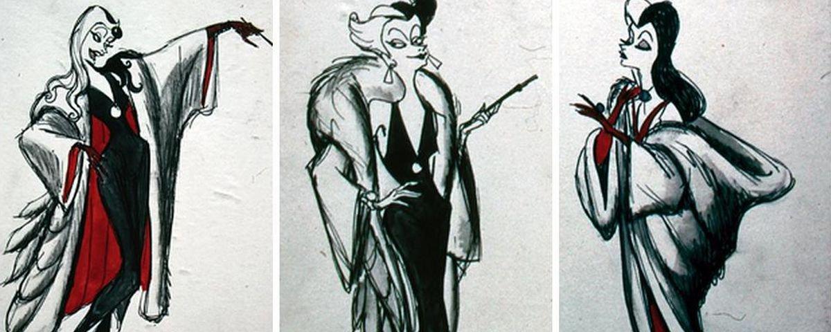 9 personagens da Disney que eram para ser bem diferentes