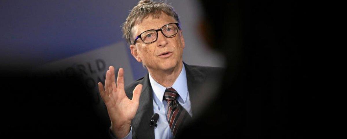 Bill Gates conta que áreas estudaria se fosse um universitário hoje