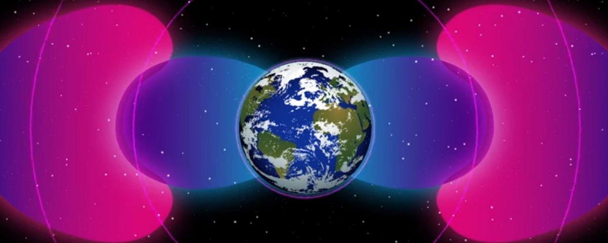 NASA identifica barreira artificial que parece proteger a Terra