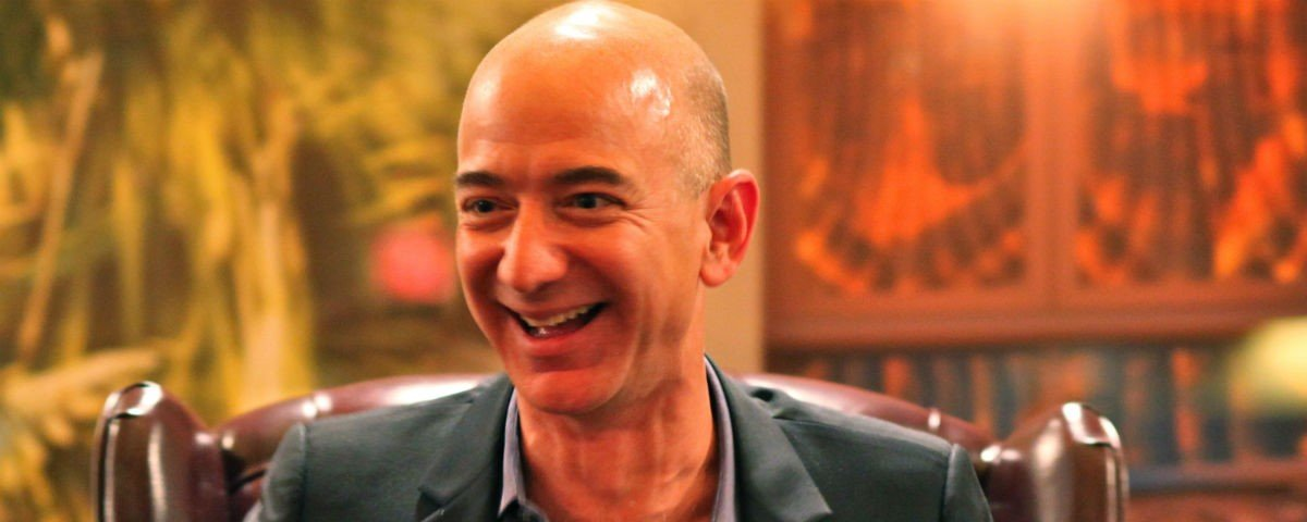8 conselhos de carreira do CEO da Amazon