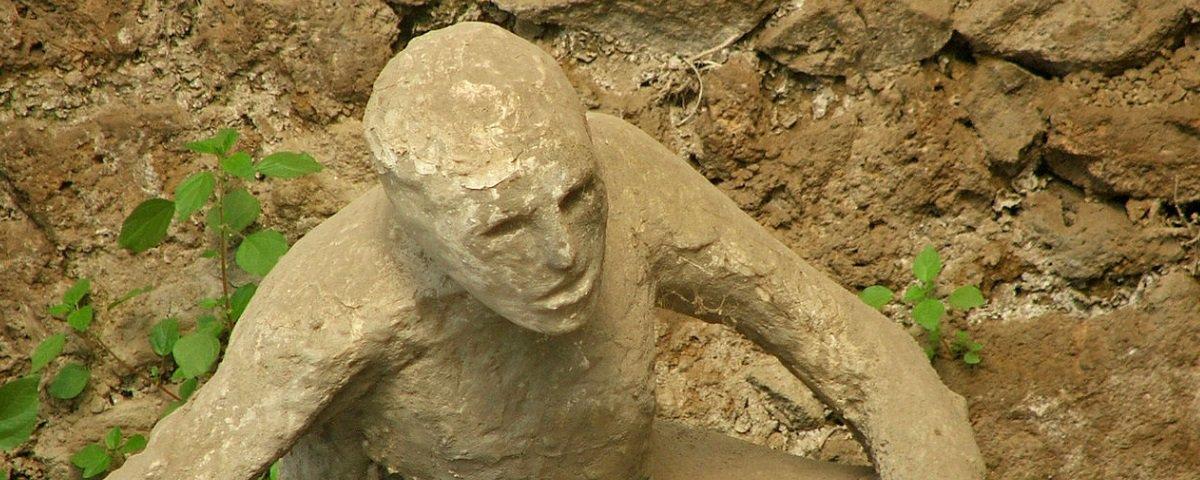 5 descobertas interessantes relacionadas com os corpos de Pompeia