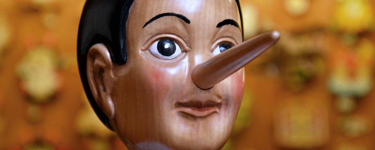 Aprenda a desmascarar um mentiroso