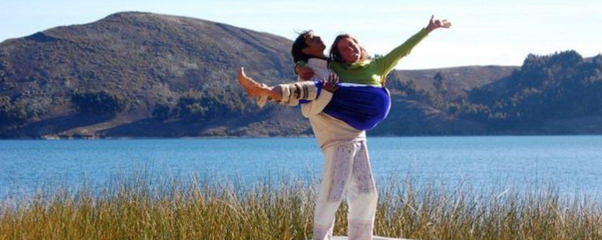 """Este casal diz que não come há anos e vive da """"energia do Universo"""" – Será?"""