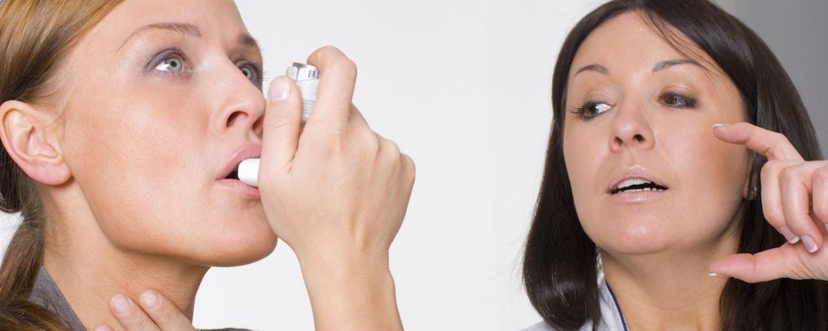 Por que as mulheres são mais propensas à asma do que os homens?