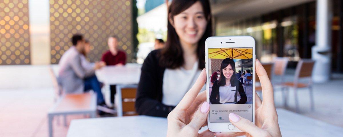 """Novo app da Microsoft ajuda cegos a """"verem"""" o mundo à sua volta [vídeo]"""