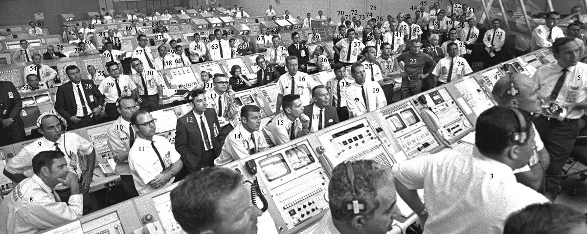 Bagunçado, eu? Computadores da NASA 'surgem' em porão de engenheiro morto