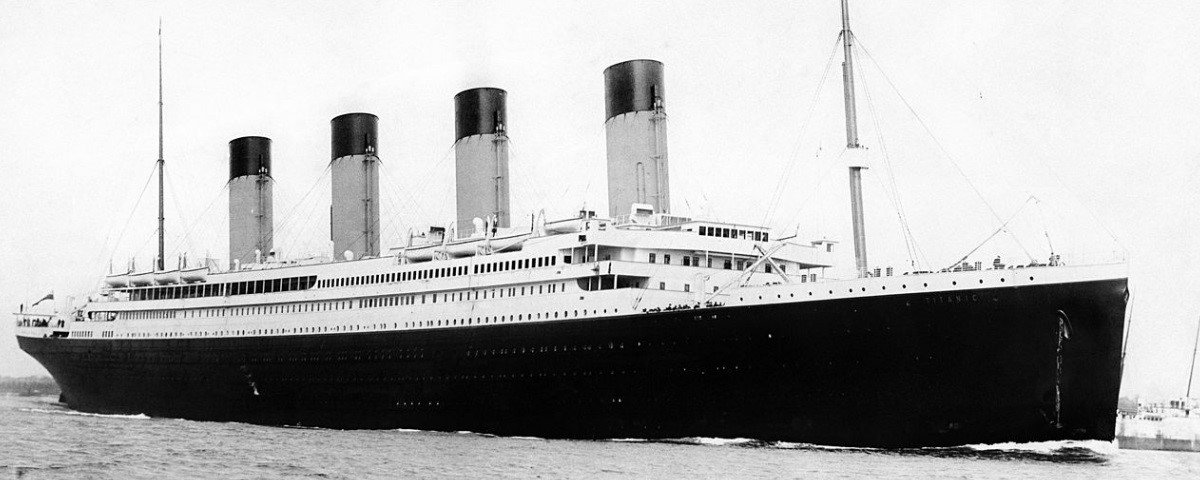 Você já ouviu a teoria de que não foi o Titanic que afundou no Atlântico?