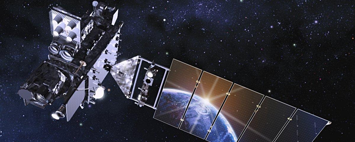 As imagens feitas por este satélite vão ampliar a sua visão sobre o mundo