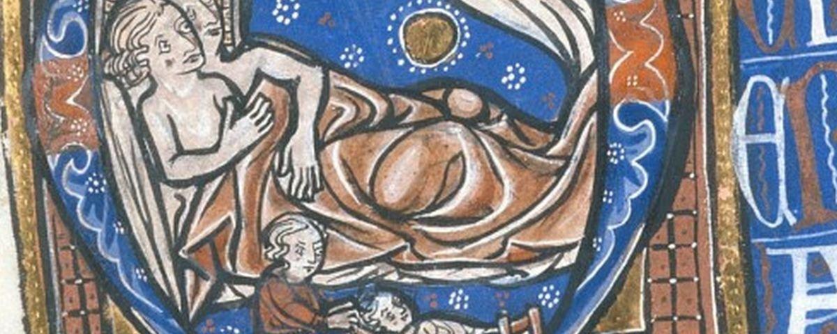 "Na Idade Média, a ""cura"" para a infertilidade era bastante nojenta"