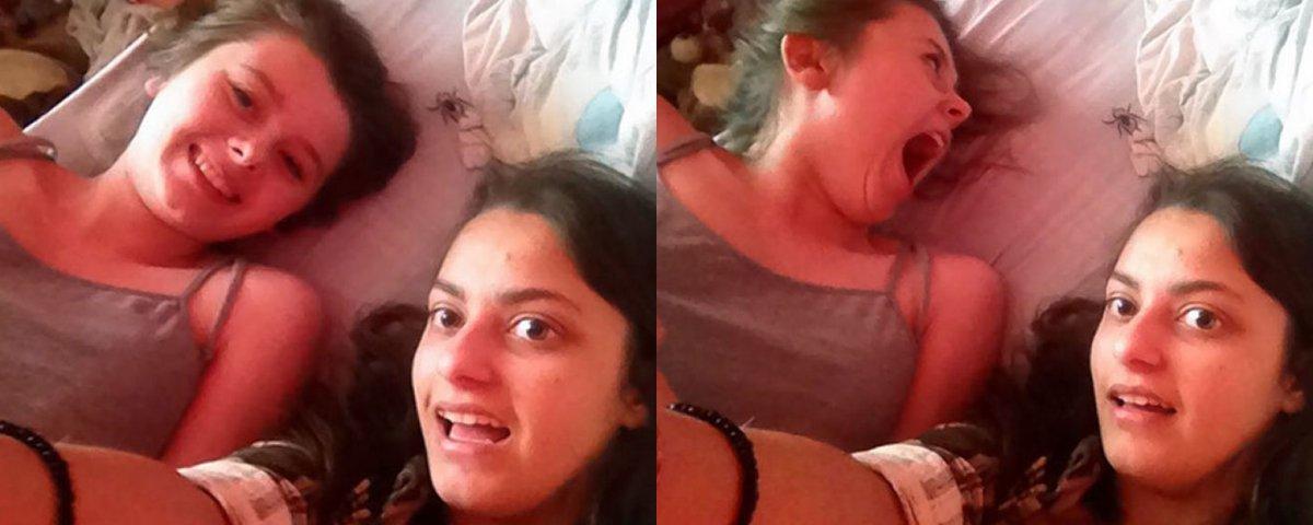15 selfies que acabam de atualizar as definições de constrangimento