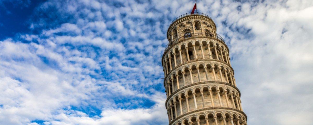 Tem Na Web - 13 das interações mais geniais já feitas com a Torre de Pisa