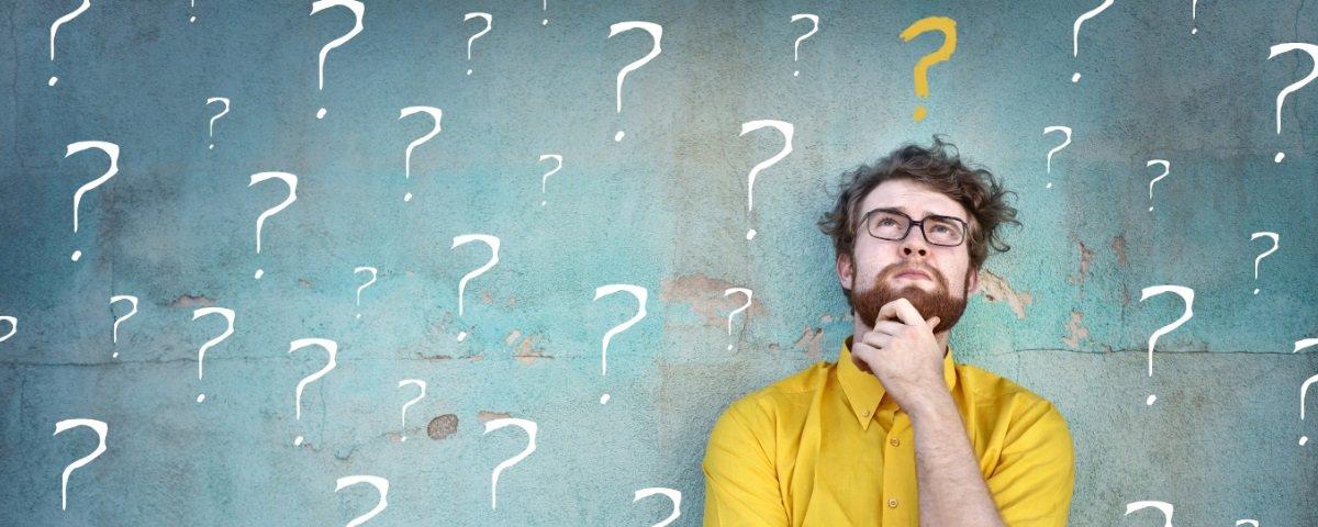 Descubra as respostas para 5 perguntas — aleatórias e — interessantes