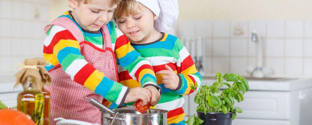 Ciência desmente crença popular e ensina crianças a comer mais vegetais