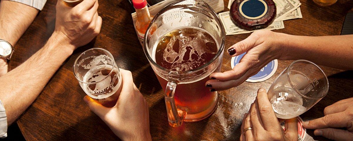 5 coisas que acontecem com seu corpo quando você deixa de beber álcool