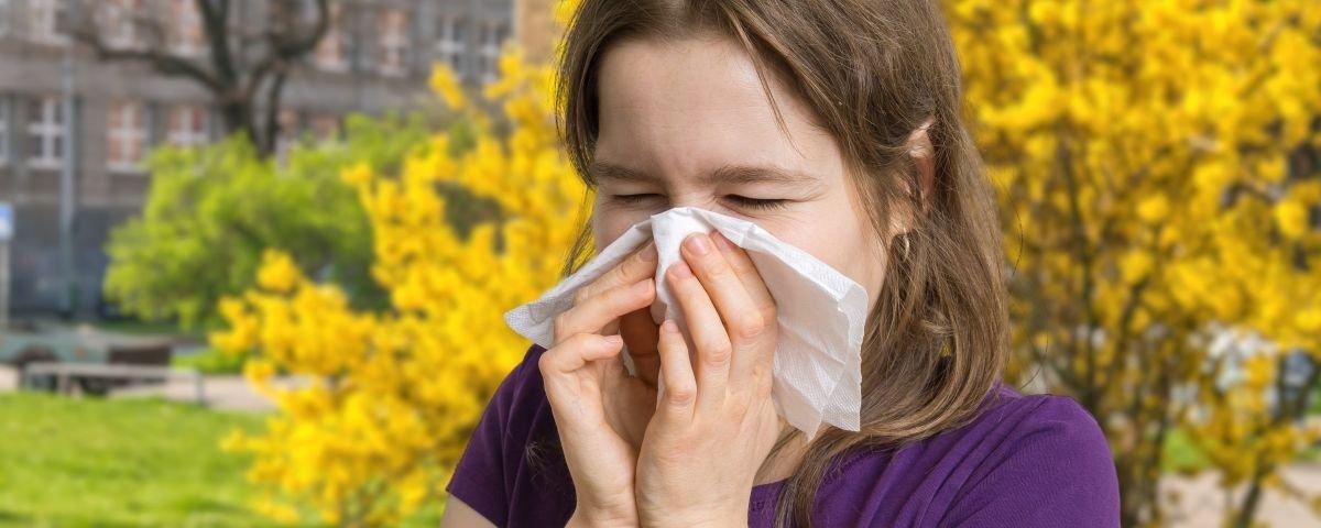 As 10 alergias mais comuns em adultos