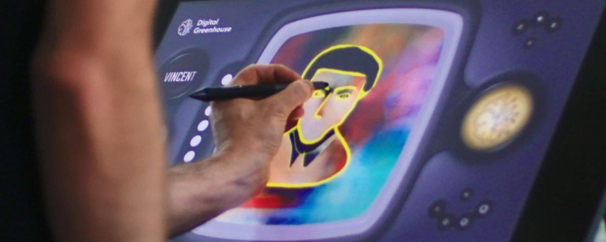 Vincent: a AI que promete transformar qualquer rabisco em obras de Van Gogh