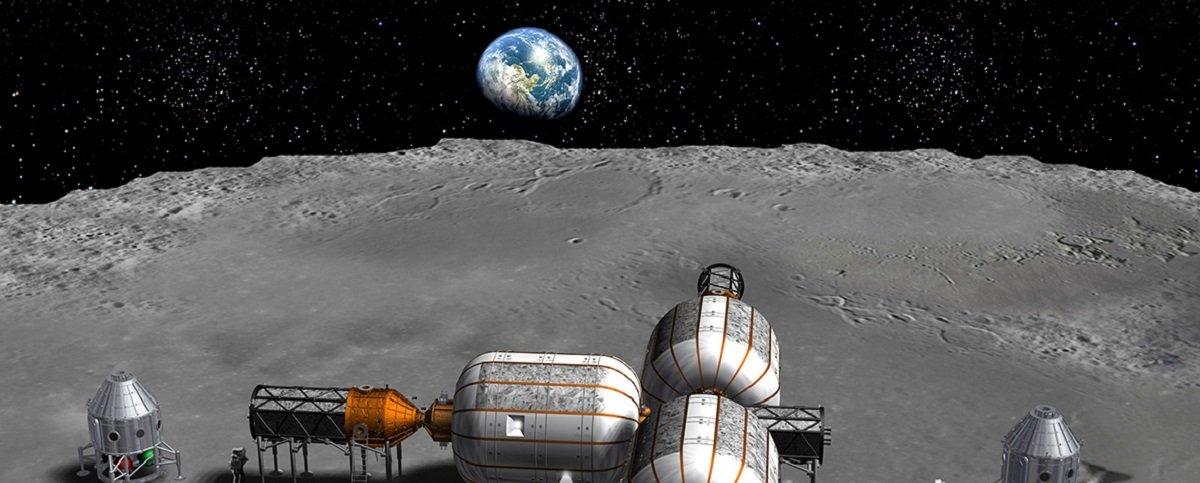 Vice-presidente dos EUA promete que astronautas vão voltar à Lua