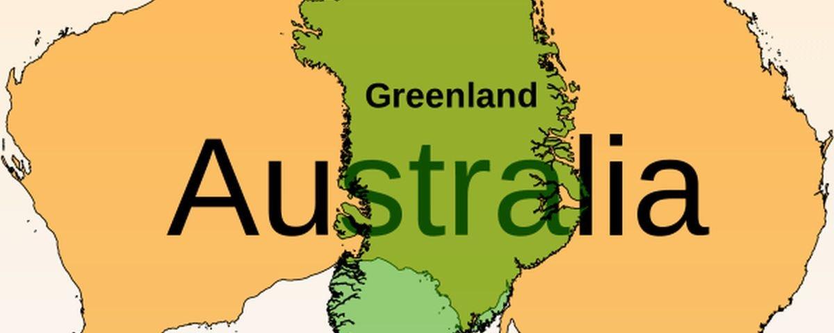 Por que a Austrália não é considerada a maior ilha do mundo?